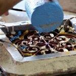 Hoe worden Portugese cementtegels gemaakt?