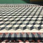 Escher tegels cementtegels