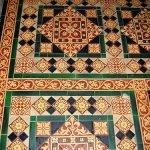 Vintage tegels Engelse stijl