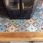patchwork bonte mix portugese cementtegels