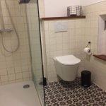 Cementtegels SPZ01 in badkamer