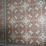 antieke vloertegels CL14b