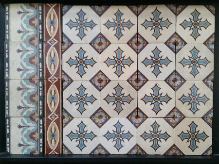 keramische portugese tegels c16