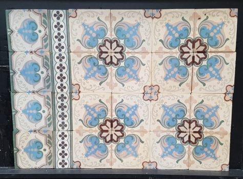 Oude vloer c16