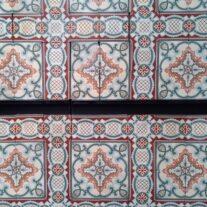 C115 Antieke Tegels