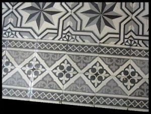 Tegels Met Patroon : Keramische motieftegels en patroontegels geschiedenis floorz