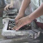 hoe worden cementtegels gemaakt