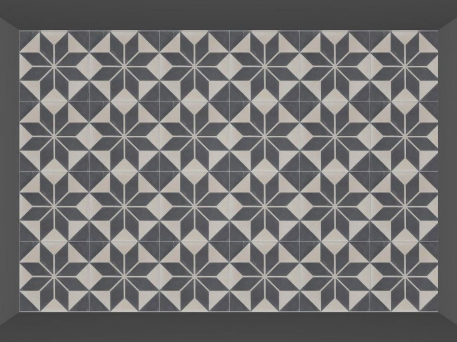 Portugese tegels en cementtegels serie astrea 20x20 cm - Cement tegels geloofwaardigheid ...