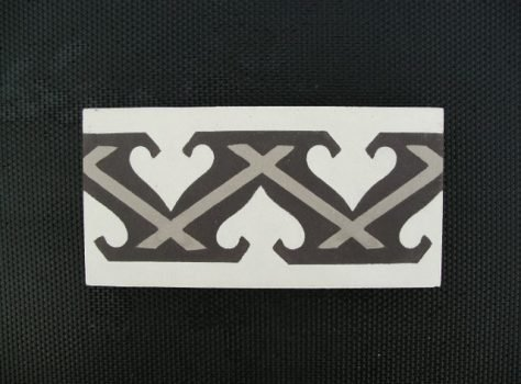 Portugese tegels border 4