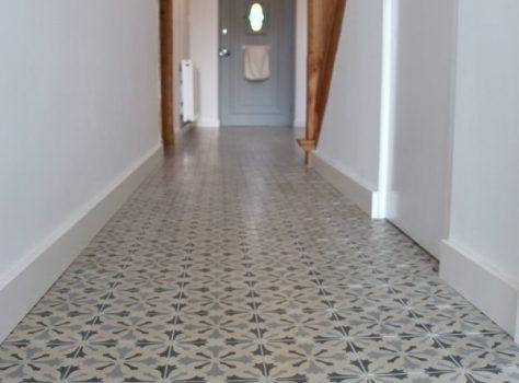 Calla Portugese cementtegel 15x15 cm
