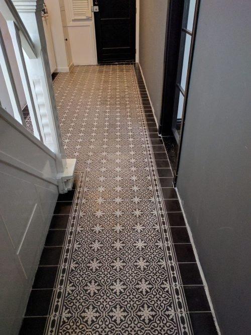 Cementtegels casablanca 14x14 cm floorz - Tegelvloer badkamer ...