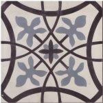 Portugese tegels zwart wit blauw