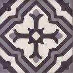 Portugese tegels grijs CROZZ 01 thumbnail