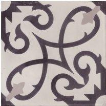 Portugese tegel Curlz White 20x20 cm