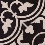 Portugese tegels zwart wit