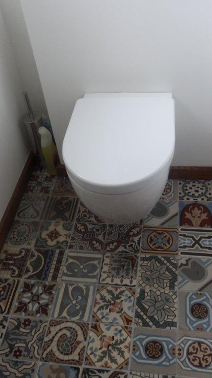 Portugese Tegels In Hal Keuken Of Badkamer Floorz