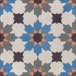 Marokkaanse cementtegel SPZ4