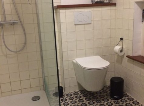 Portugese tegels in badkamer serie SPZ01