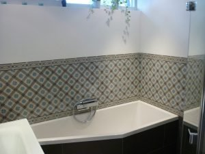 Marokkaanse Tegels Toilet : Portugese tegels badkamer uw badkamervloer floorz