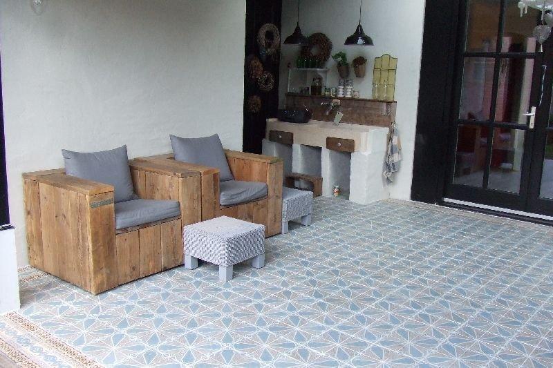 Portugese Vloertegels Keuken : Portugese tegels in tuin? portugese tegels buiten gebruiken