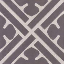 Portugese tegels Cloverz Grey
