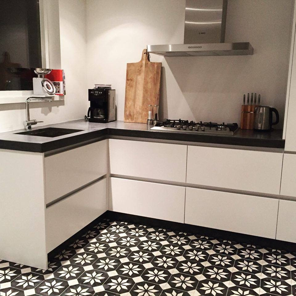 Vaak Portugese tegels keuken ( Tips ) | FLOORZ #KC64
