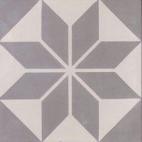 Portugese tegels grijs