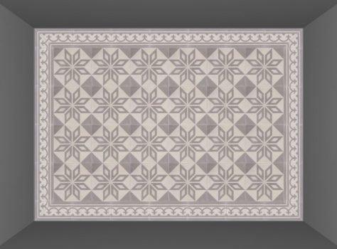 Portugese tegels grijs wit ASTRUM