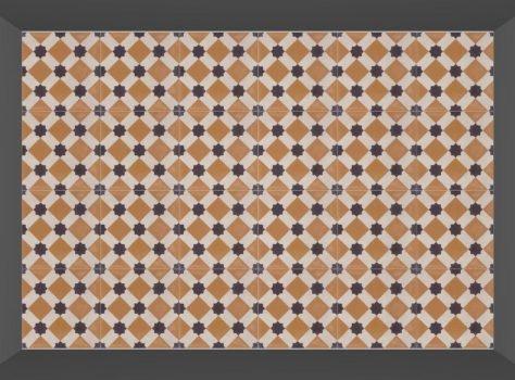 Portugese cementtegels VALENCE 01