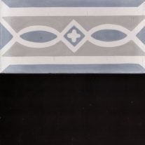 Portugese tegels BORDER 5-F29 cementtegel