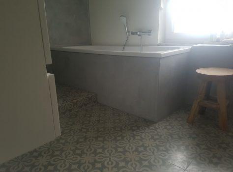 Portugese tegel badkamer CAZ01
