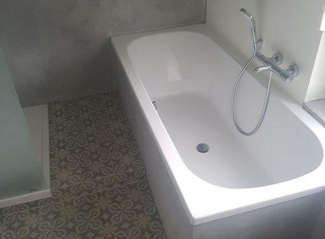Portugese vloertegels badkamer CLAZ01