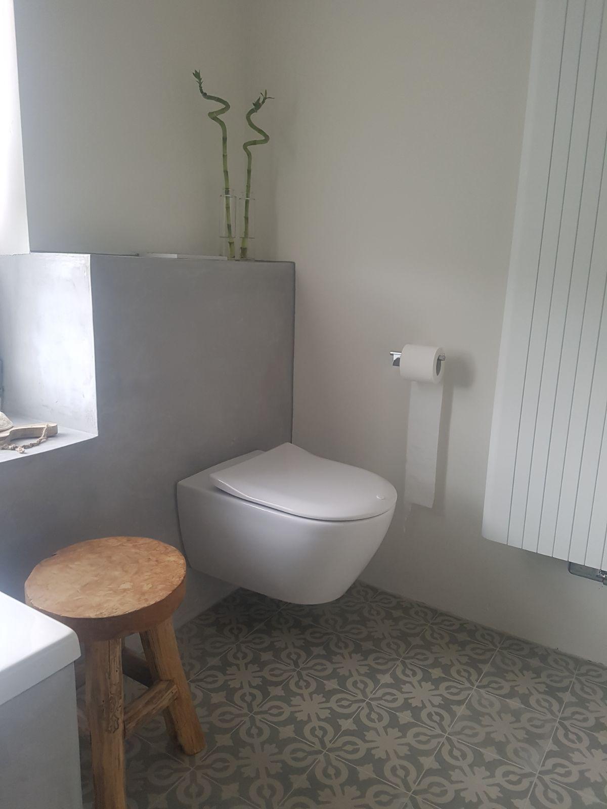 Portugese tegels CLAVIZ 01 in een badkamer - Floorz