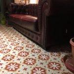 cementtegels marokkaans