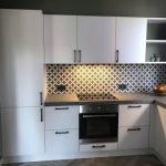 keuken achterwand cementtegels