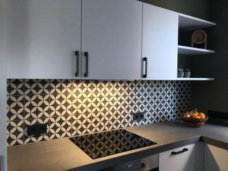Portugese tegels keuken achterwandje serie VN Circle of Life S800