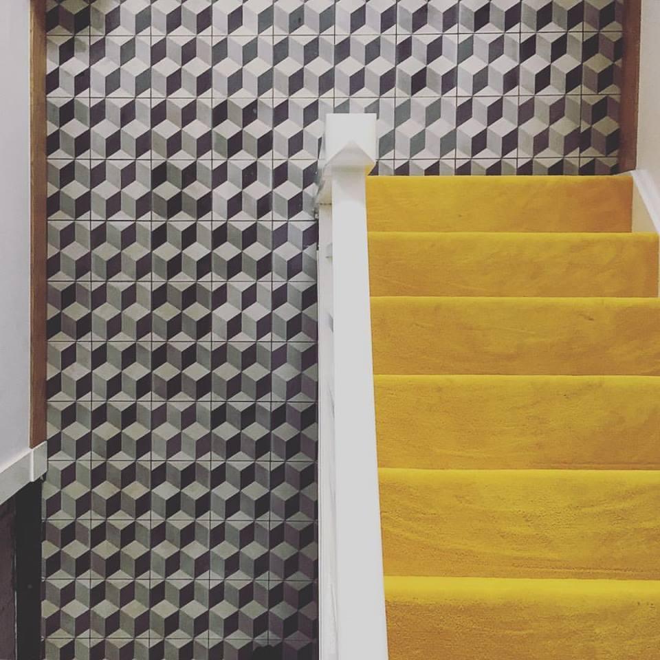 New Project Escher 01 Serie By Studio Pien Floorz