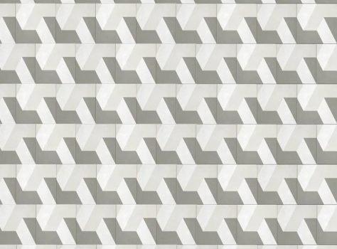 Escher cementtegels TRIUM