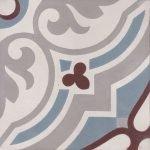 cementtegels flowerz 4 colori