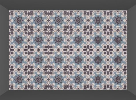 cementtegels Flowerz 05