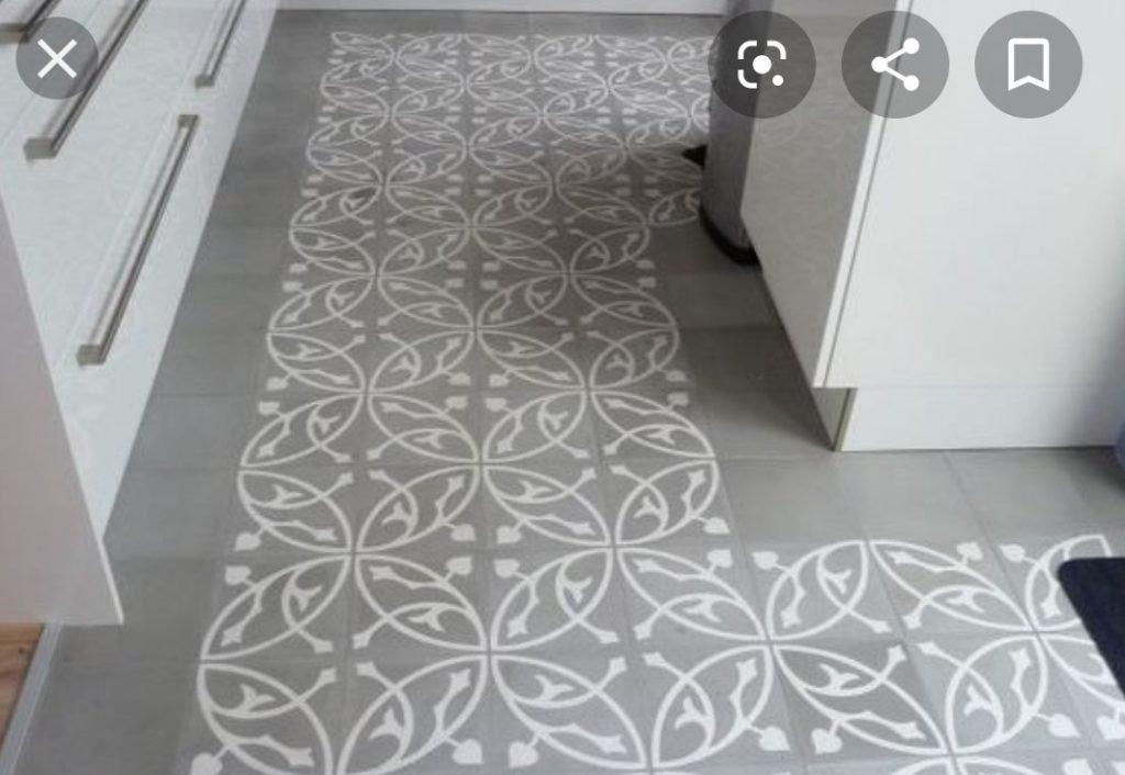 Portugese cement tegels keuken ORBIZ MG
