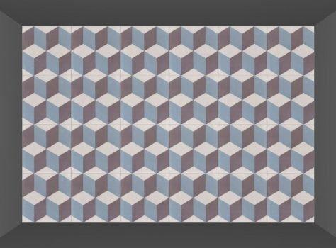 Cementtegels ES02