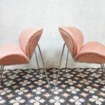 Portugese tegels roze en gebroken wit FIORE
