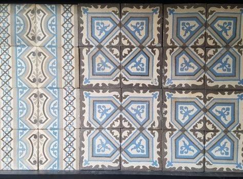 oude tegels ceramic