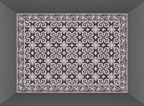 cementtegels claviz 02 border 23cc