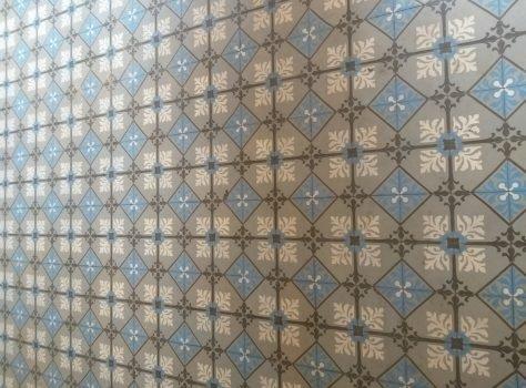oude vloertegels c169