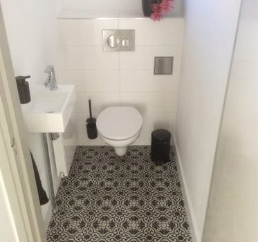 toilet portugese tegels