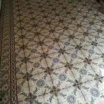 antieke tegels chardons