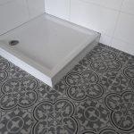 badkamer Portugese tegels