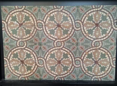 antieke tegels MOZA22